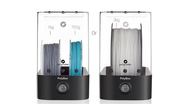 Hộp Polybox bảo vệ các sợi nhựa khỏi độ ẩm môi trường