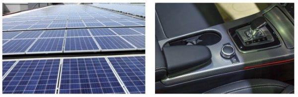 Sử dụng PET làm tấm năng lượng mặt trời và các bộ phận Ô tô