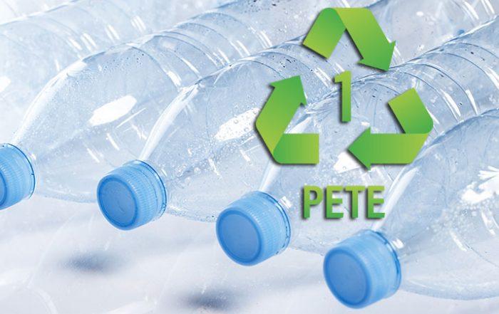 Chai nước bằng nhựa PET
